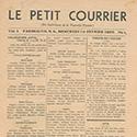 Le Petit Courrier